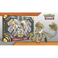 Pokemon Trading Card Game: Kommo-O-GX Box