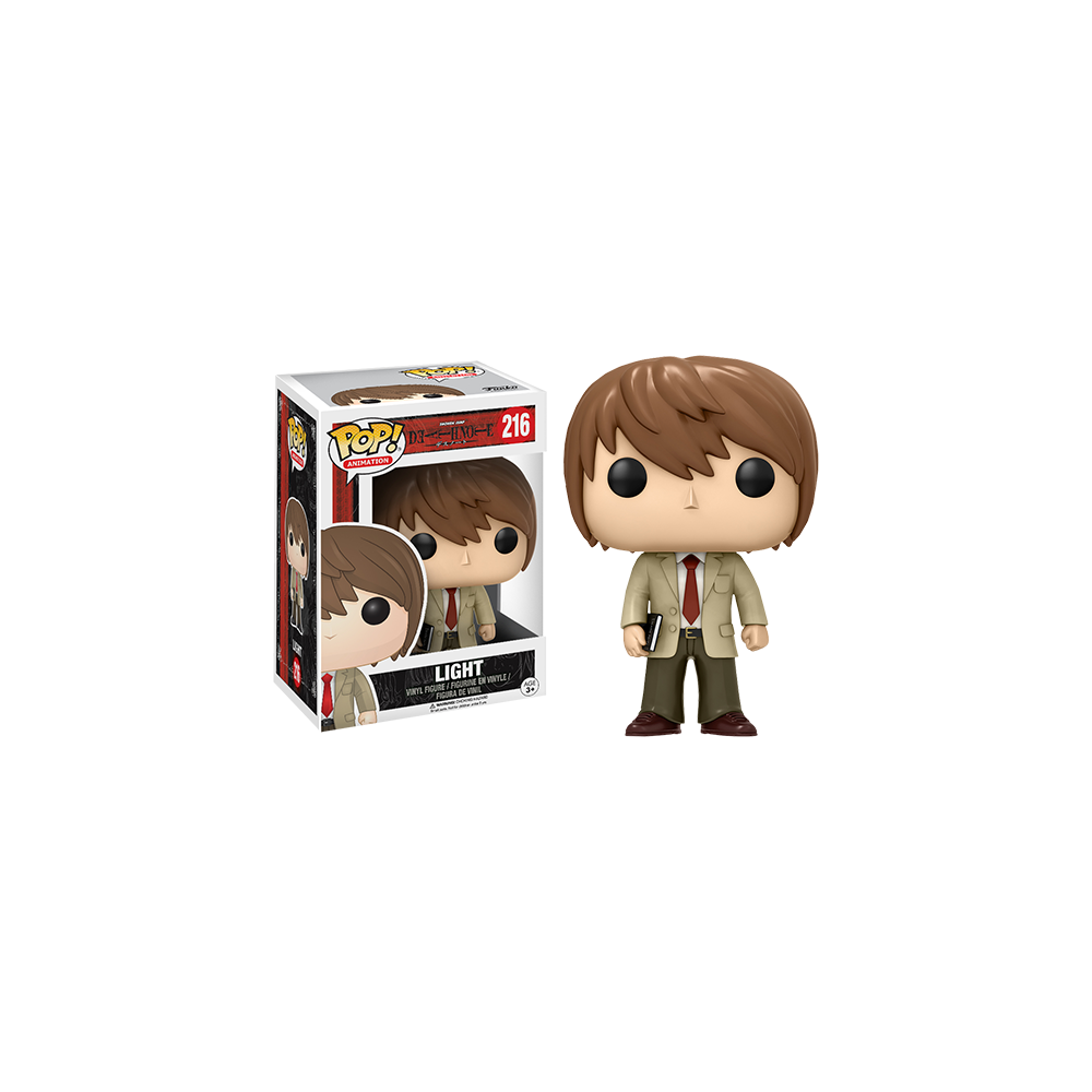 Funko Pop: Death Note - Light