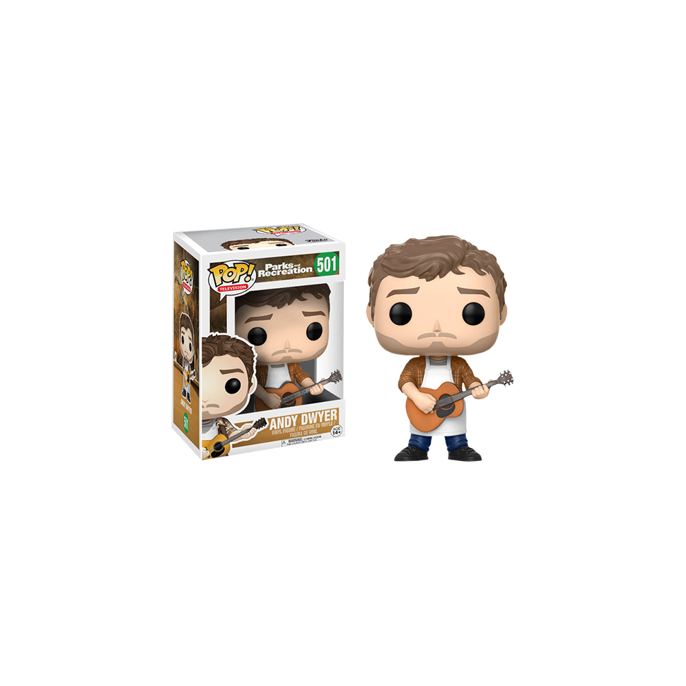 Funko Pop: Parks and Recreation - Andy Dwyer