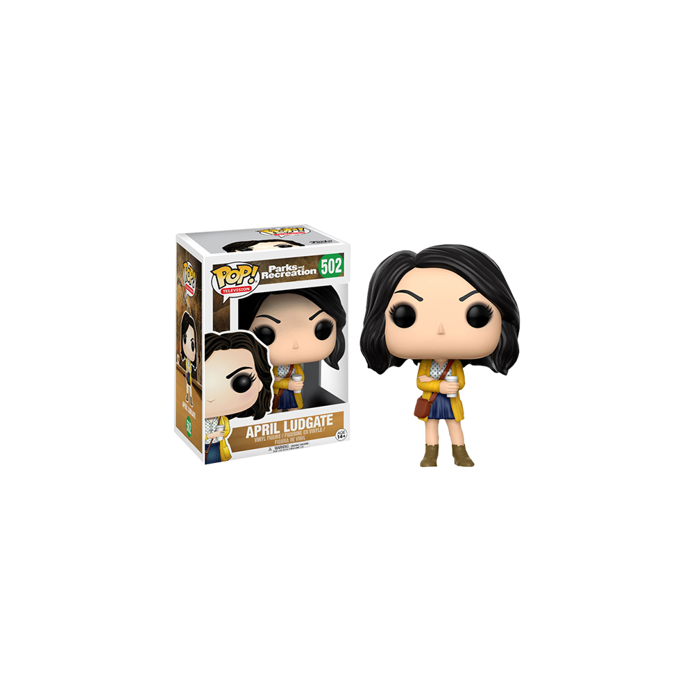 Funko Pop: Parks and Recreation - April Ludgate