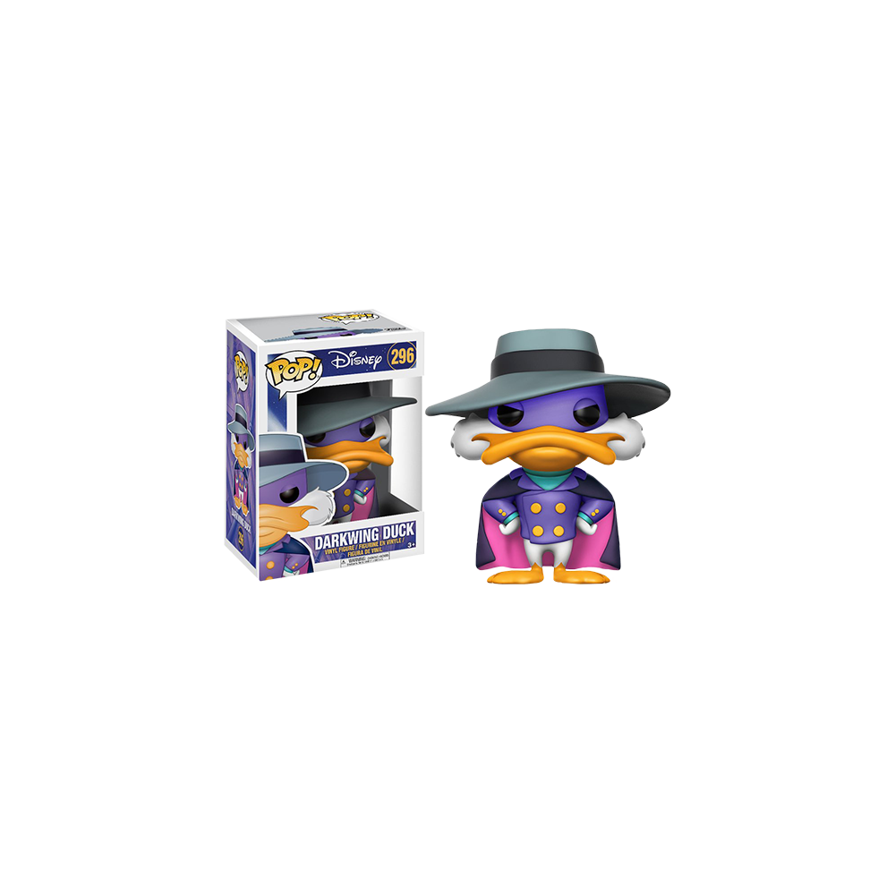 Funko Pop: Darkwing Duck - Darkwing Duck