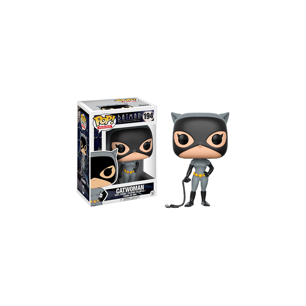 Funko Pop: Batman Animated Series - Catwoman
