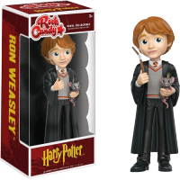 Funko Rock Candy - Harry Potter - Ron Weasley