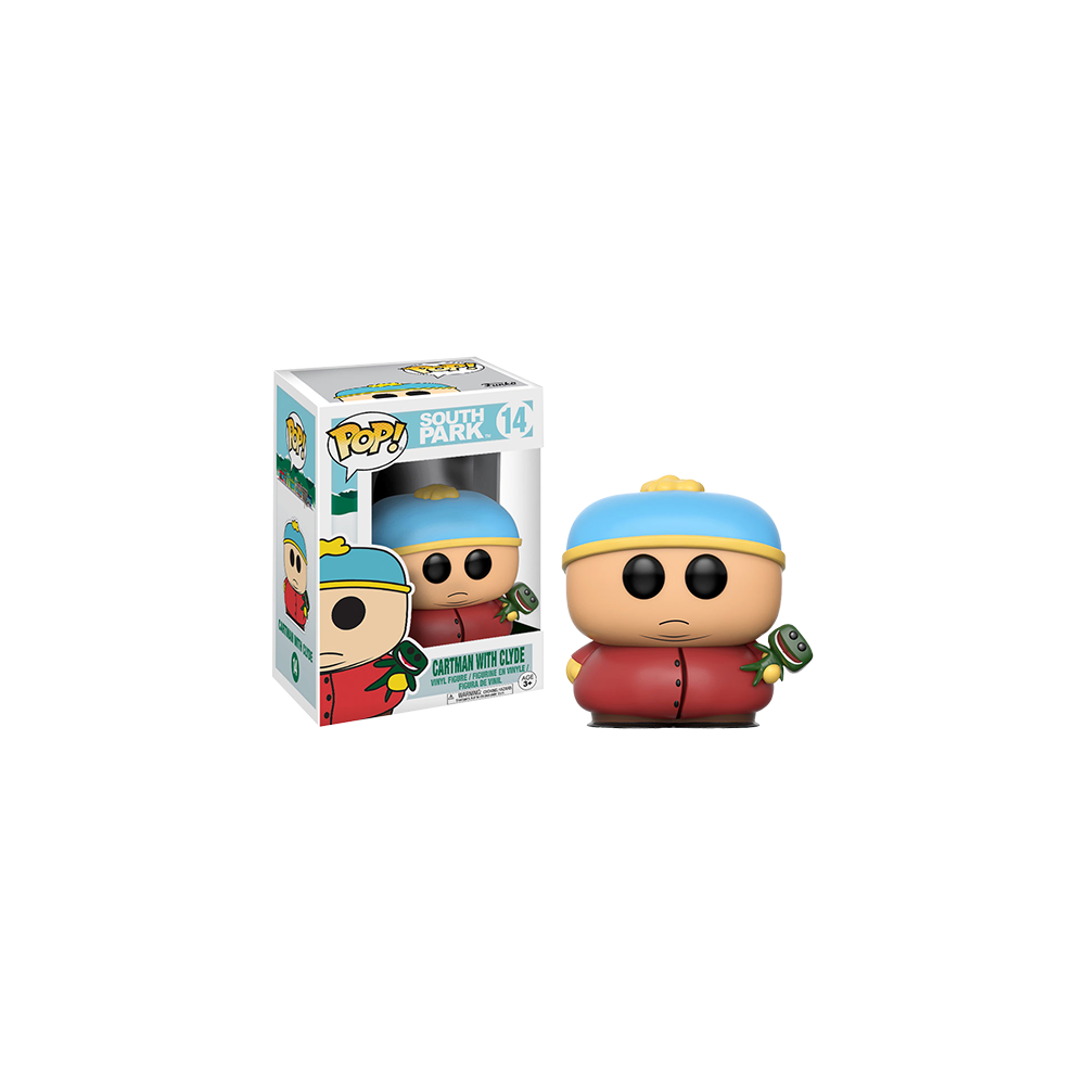 Funko Pop: South Park - Cartman With Clyde