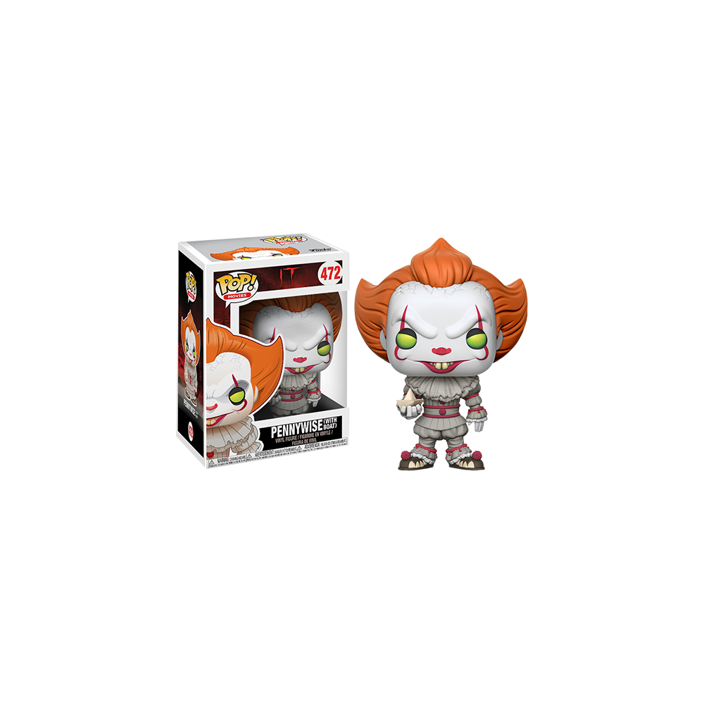 Funko Pop: IT - Pennywise with Boat