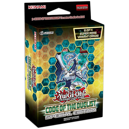 Yu-Gi-Oh!: Code of the Duelist Special Edition