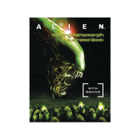 Alien Hissing Xenomorph and Illustrated Book Kit with Sound