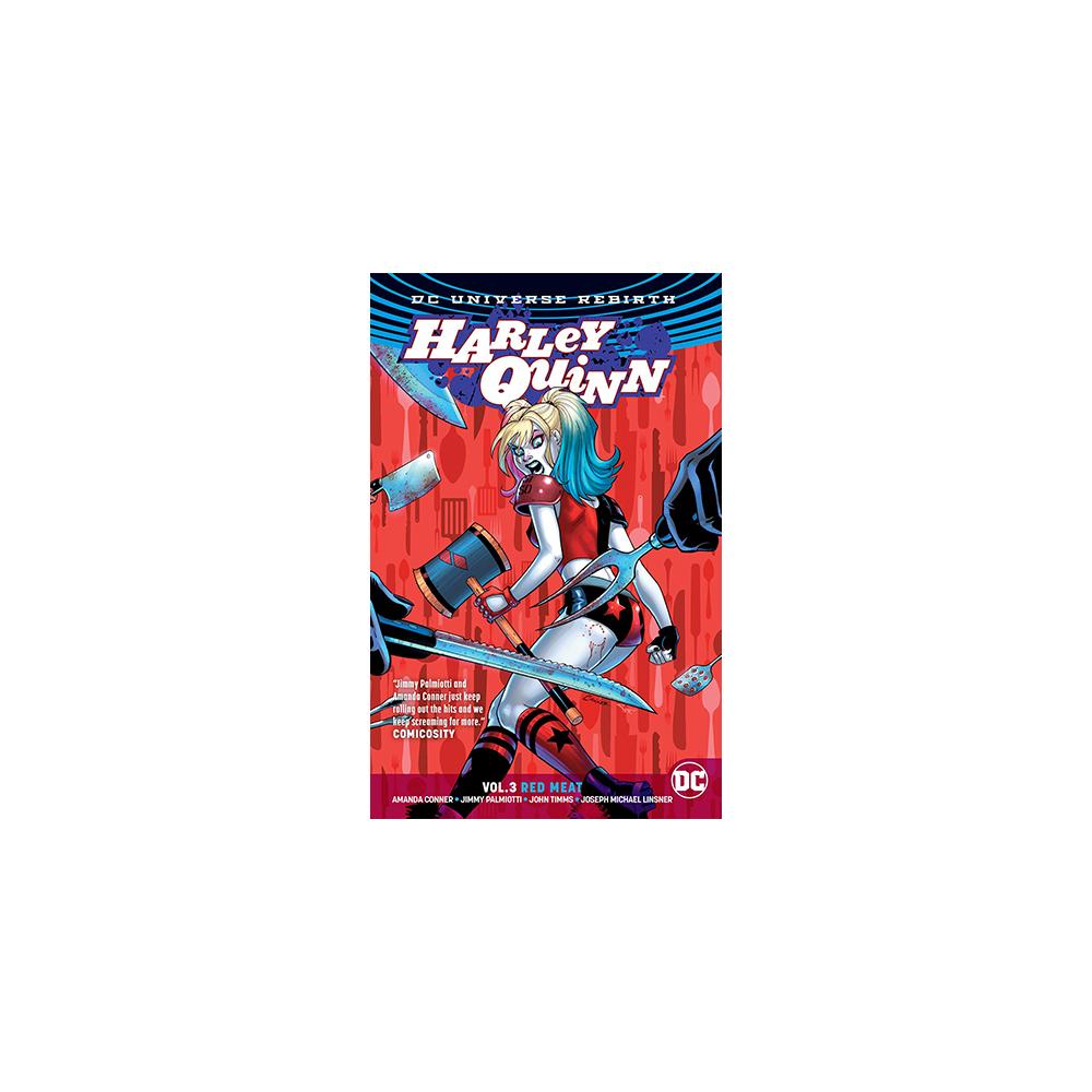 Harley Quinn TP Vol 03 Red Meat (Rebirth)