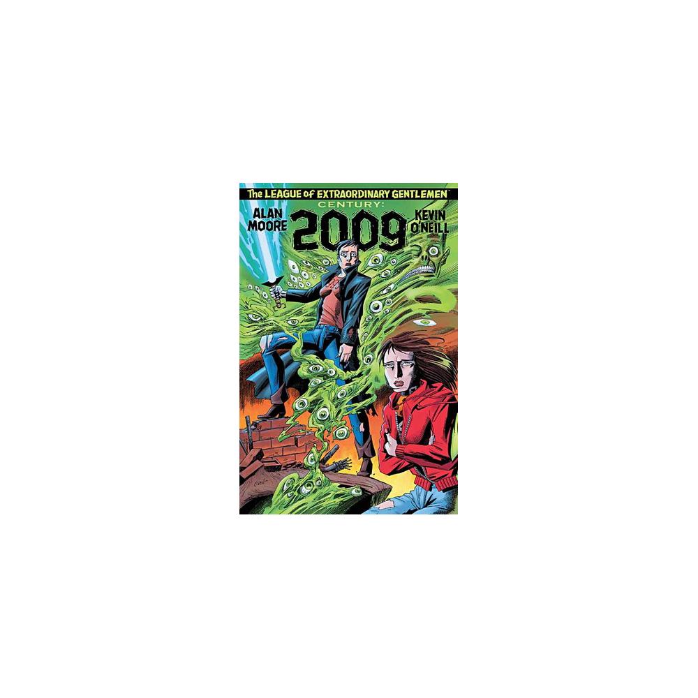 League of Extraordinary Gentlemen Century 2009 Graphic Novel