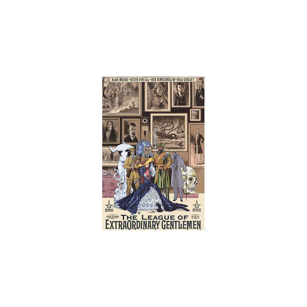 League of Extraordinary Gentlemen Vol One TP