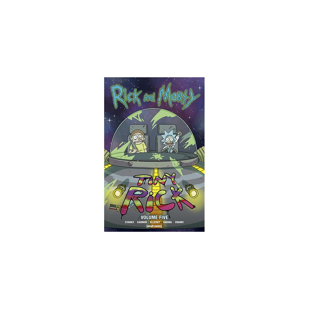 Rick and Morty TP Vol 05