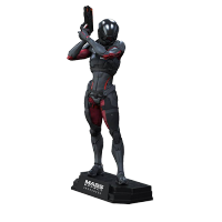 Mass Effect Andromeda Color Tops Sara Ryder Action Figure