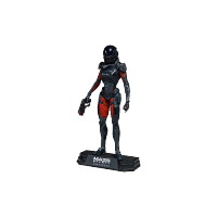 Mass Effect Andromeda Color Tops Sara Ryder Action Figure