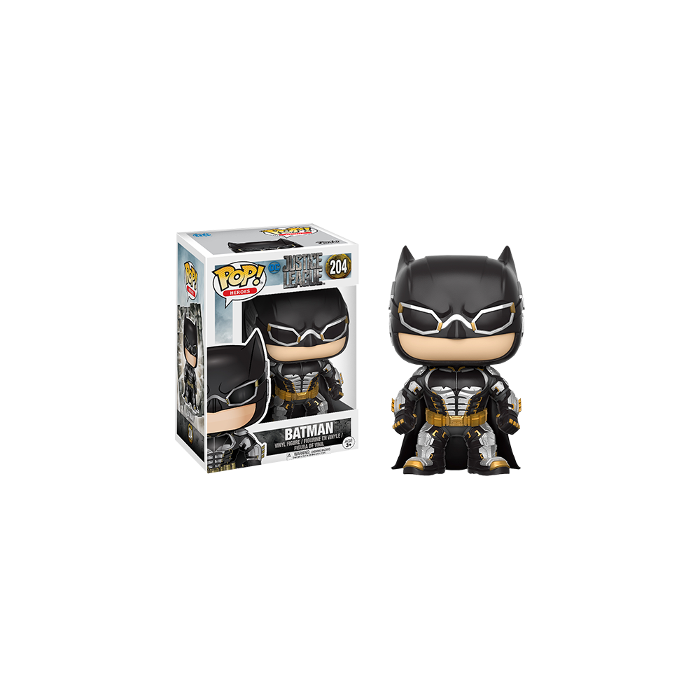 Funko Pop: Justice League Movie - Batman