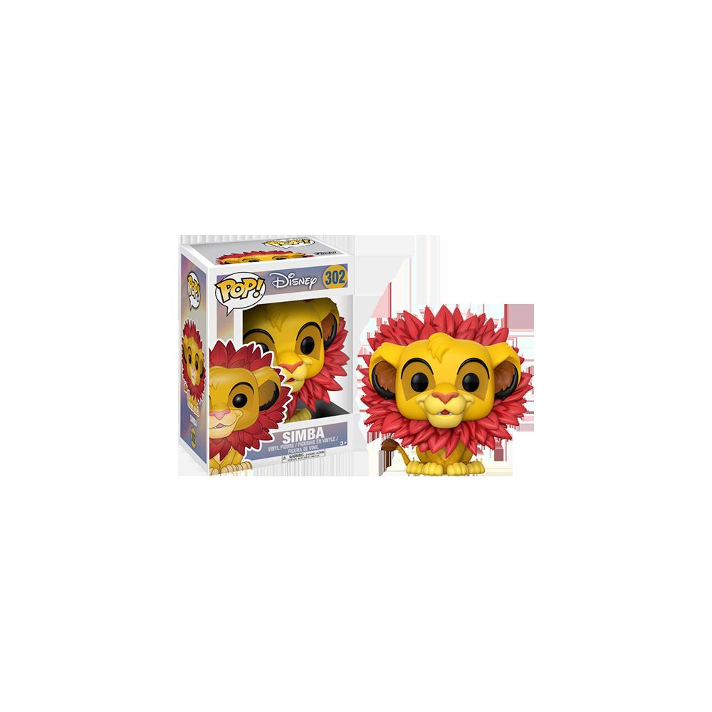 Funko Pop: Lion King - Simba Leaf