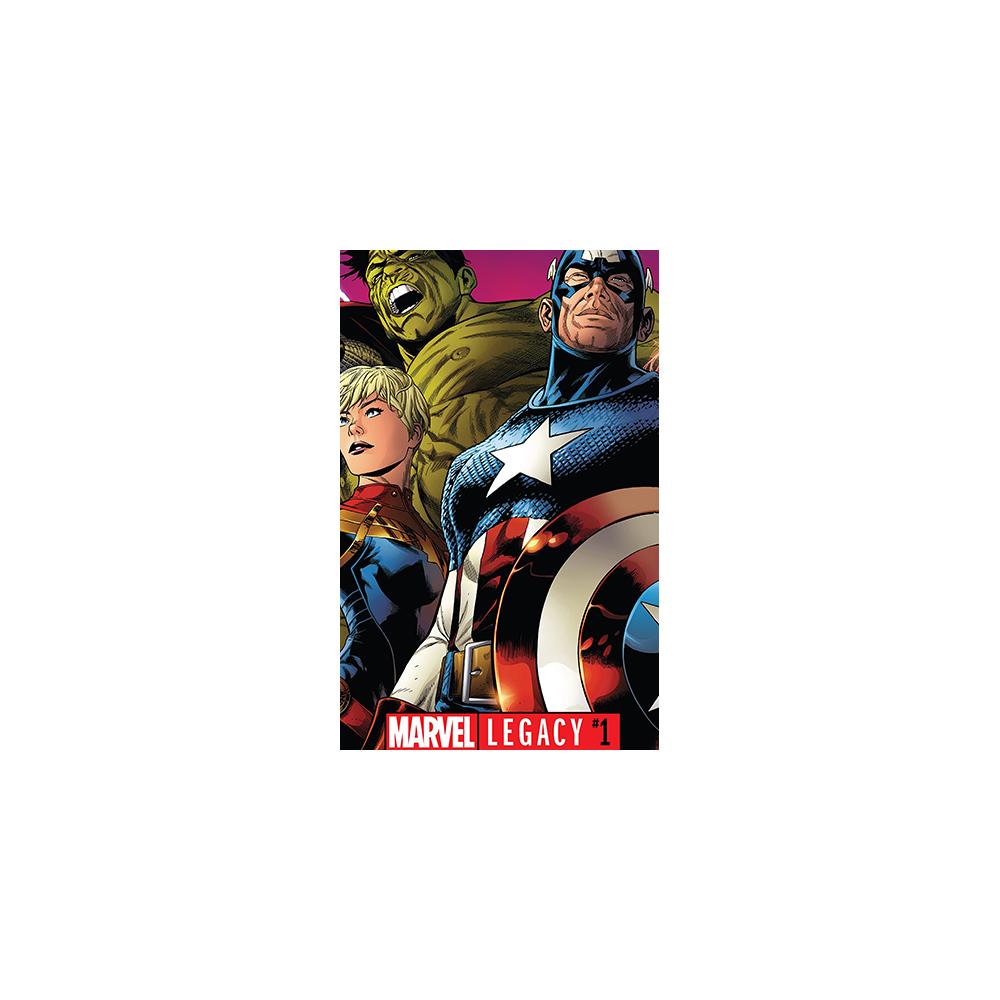 Marvel Legacy no.1