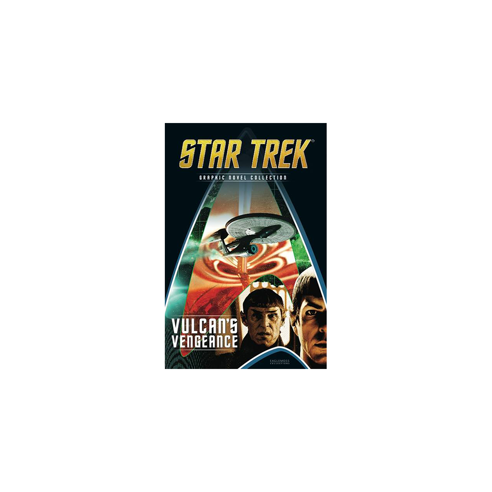 Star Trek Graphic Novel Collection no.14 IDW HC