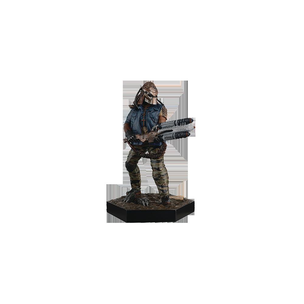 Alien Predator Figurine Collection no.17 Noland from Predators