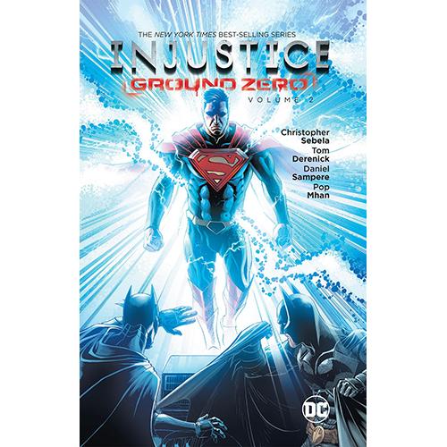 Injustice Ground Zero HC Vol 02