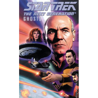 Star Trek Graphic Novel Collection no.16 TNG Ghosts HC