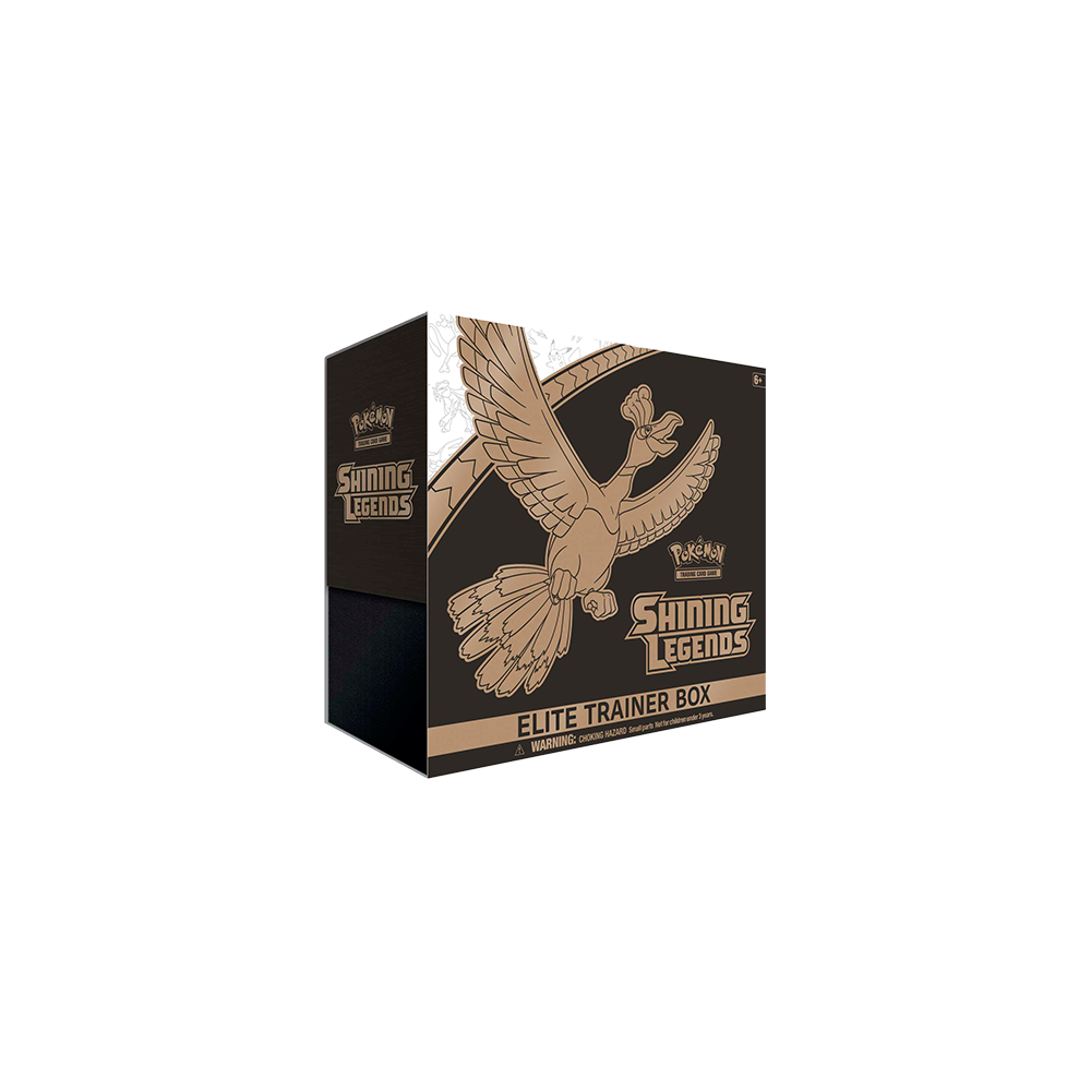 Pokemon Trading Card Game: Shining Legends Elite Trainer Box