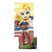 DC Comics Bombshells Vinyl Figure Supergirl