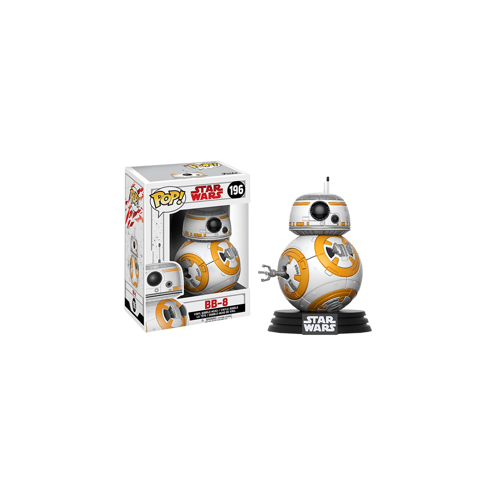 Funko Pop: Star Wars Episode VIII - BB-8