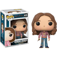 Funko Pop: Harry Potter - Hermione Granger with Time Turner
