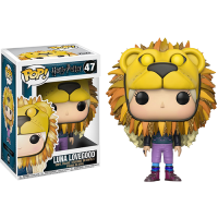 Funko Pop: Harry Potter - Lion Head Luna