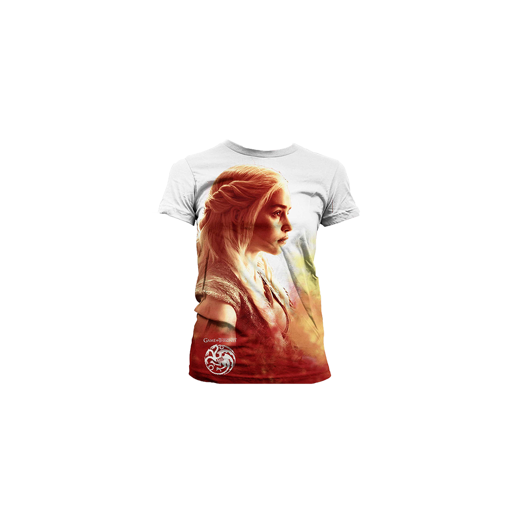 Game of Thrones Ladies Daenerys Heatwave T-Shirt