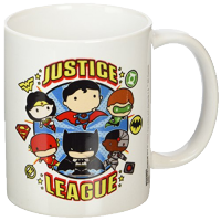 DC Comics: Chibi Justice League