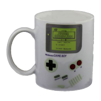 Nintendo Game Boy Super Mario Land Heat Change Mug