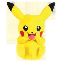 Pokemon Plush Figure Pikachu (laughing)