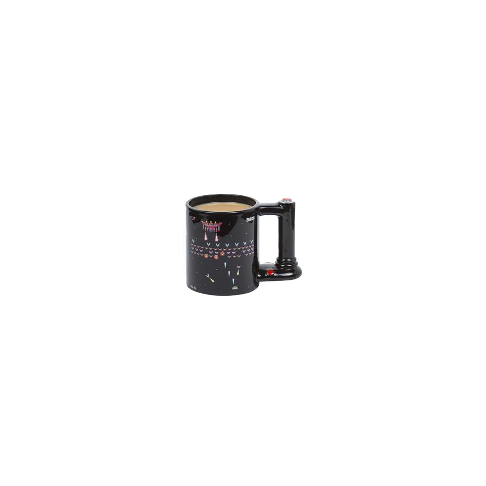 Retro Arcade Heat Change Mug