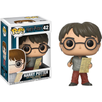 Funko Pop: Harry Potter - Harry with Marauders Map