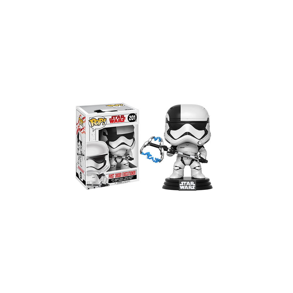 Funko Pop: Star Wars The Last Jedi - First Order Executioner