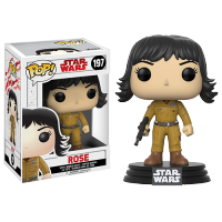 Funko Pop: Star Wars The Last Jedi - Rose