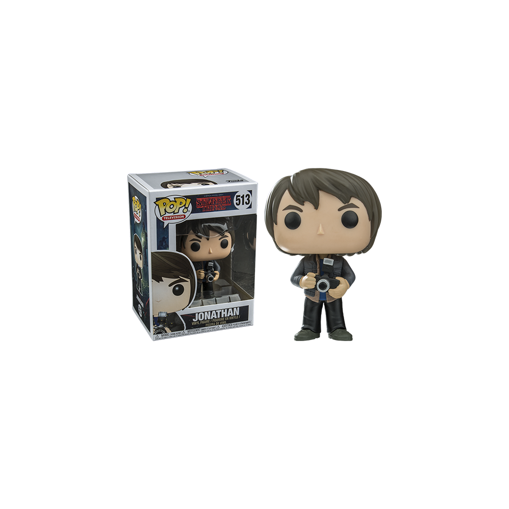 Funko Pop: Stranger Things - Jonathan