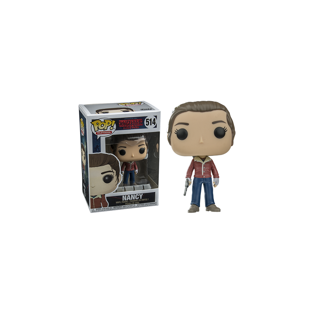 Funko Pop: Stranger Things - Nancy
