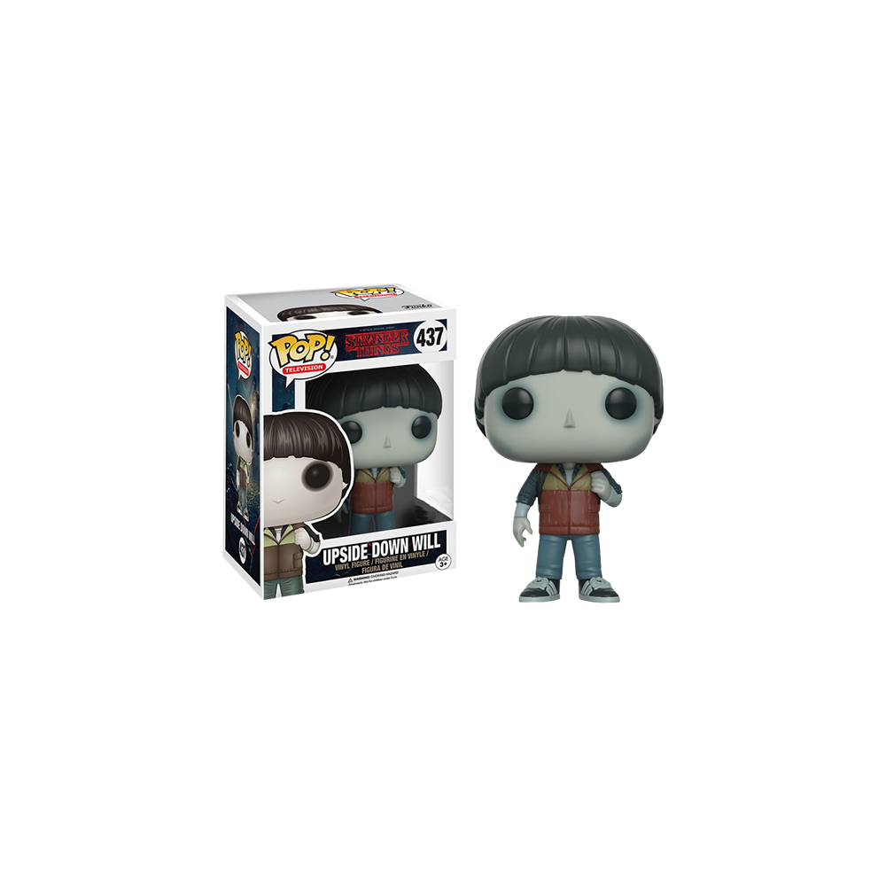 Funko Pop: Stranger Things - Upside Down Will