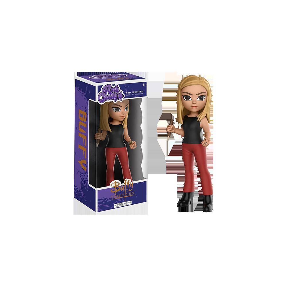 Funko Rock Candy - Buffy The Vampire Slayer - Buffy