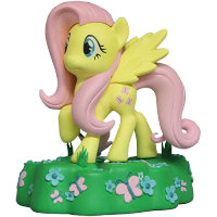 My Little Pony Bust Bank Fluttershy