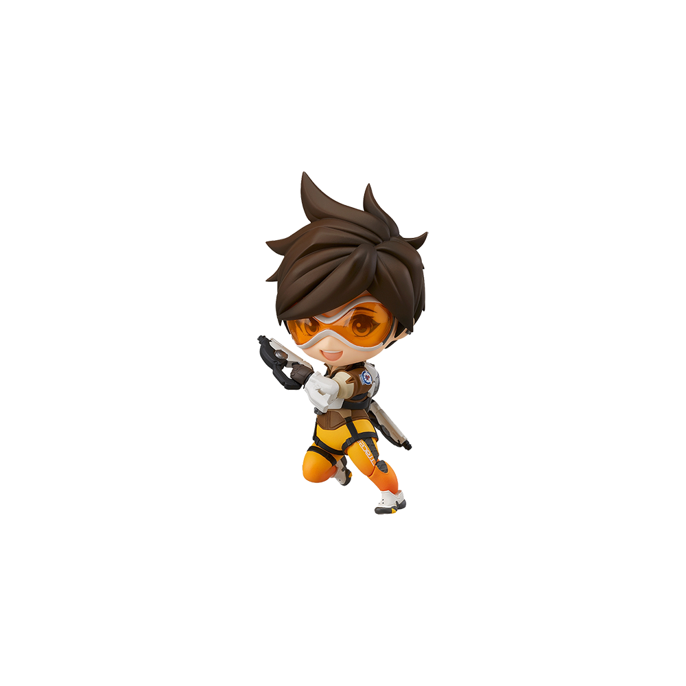 Overwatch Nendoroid Tracer Action Figure