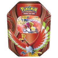 Pokemon Trading Card Game: 2017 Fall Tins - Ho-oh