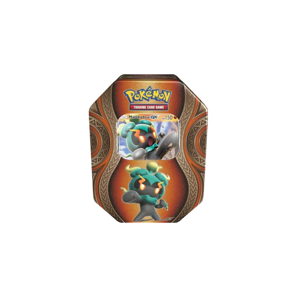 Pokemon Trading Card Game: 2017 Fall Tins - Marshadow