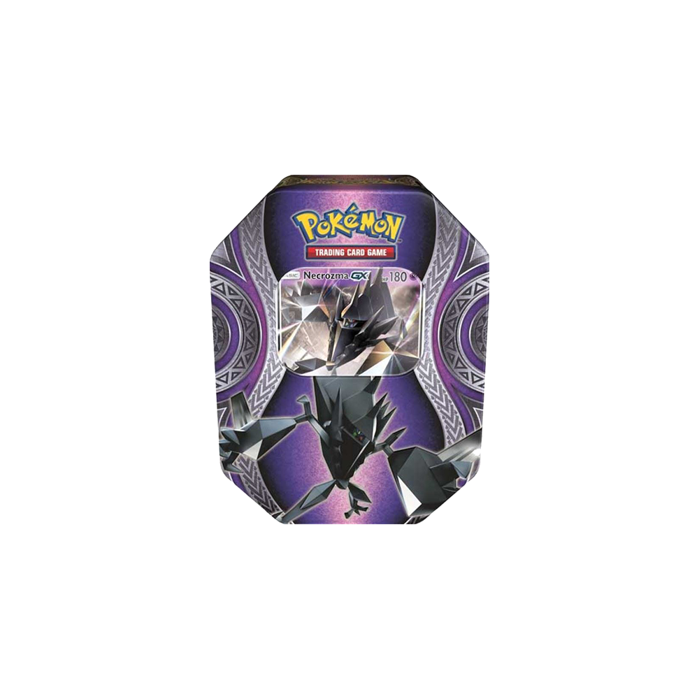 Pokemon Trading Card Game: 2017 Fall Tins - Necrozma