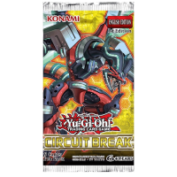 Yu-Gi-Oh!: Circuit Break 1st Edition - Booster Pack