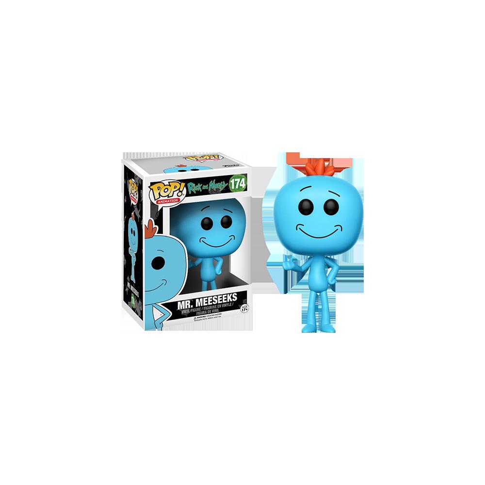 Funko Pop: Rick and Morty - Mr. Meeseeks