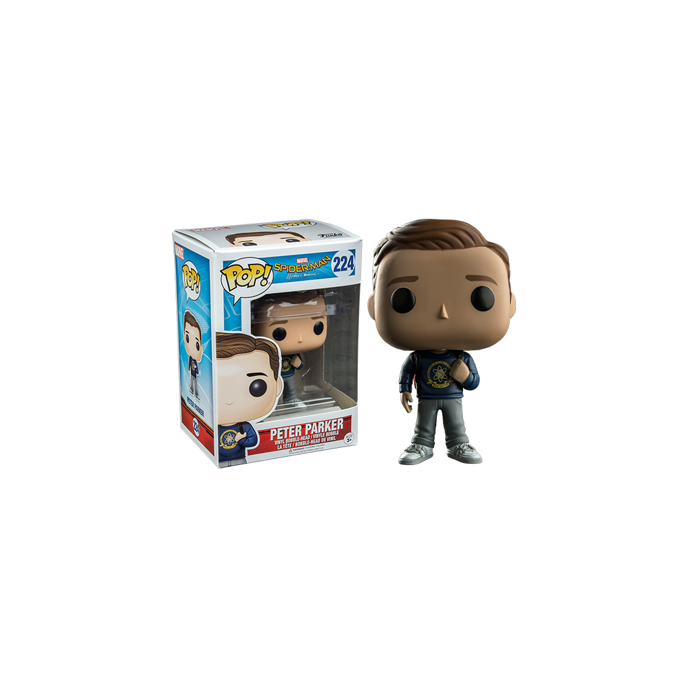 Funko Pop: Spider-Man Homecoming - Peter Parker