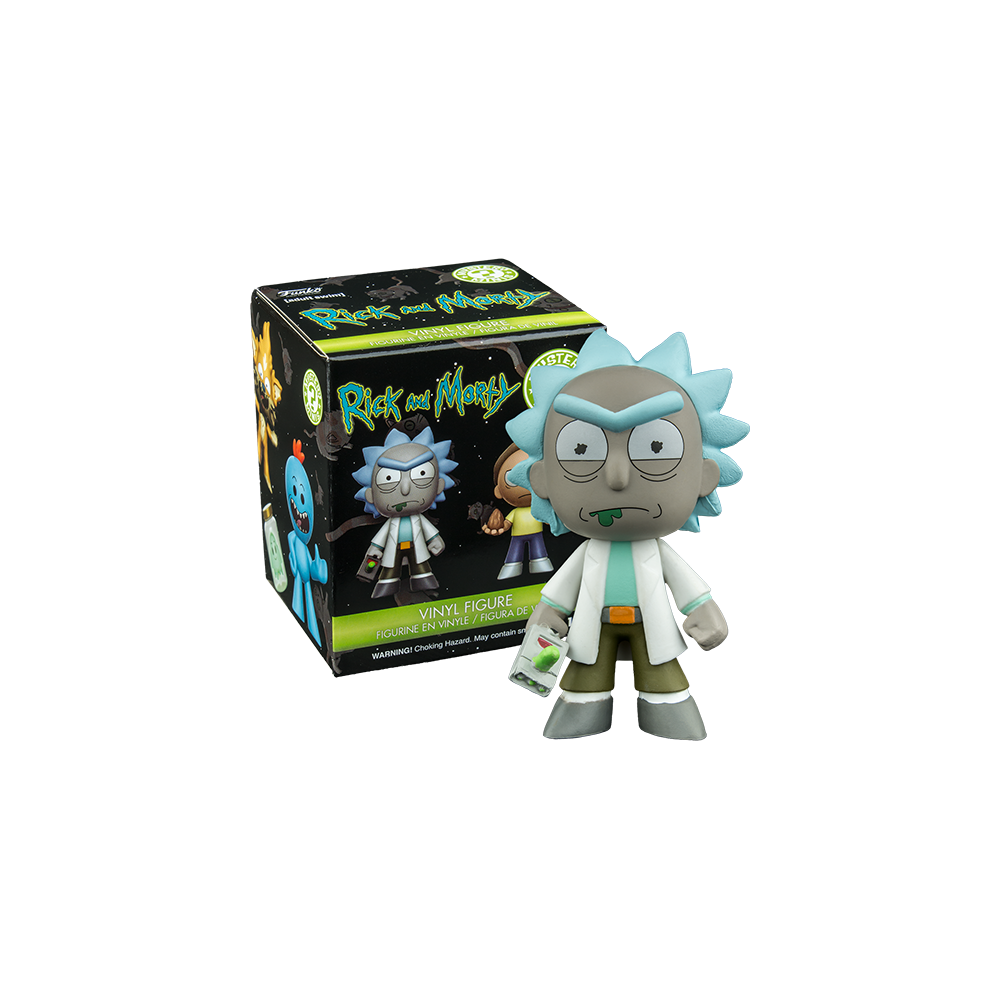 Mystery Mini Blind Box: Rick and Morty